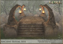 {LORE} Ancient Ritual Site (boxed)