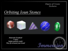 Immersion: Ioun Stones