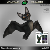 AB Avatar Terraluna Bat with Color HUD