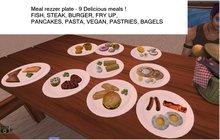 food rezzer - meal rezzer - mesh