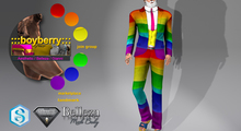 boyberry Pride Suit