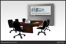 OFFICE FURNITURE-MEETING ROOM FURNITURE SET V.01