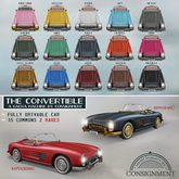 [Con.] The Convertible -HUD- WEAR ME Navy