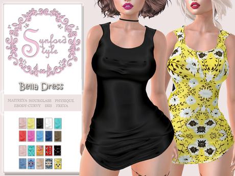 SS* Bella Dress {Add / Wear}