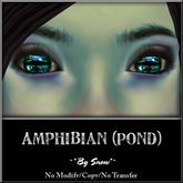 ~*By Snow*~ Amphibian Eyes (Pond) w/MESH