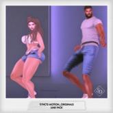 Sync'D Motion__Originals - Limb Pack