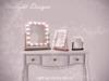 Starlight Designs - Light Up Vanity Mirror