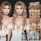 TRUTH Jamie (Fitted Mesh Hair) - Blonde