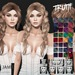 TRUTH Jamie (Fitted Mesh Hair) - Jewel