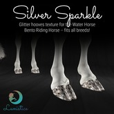 Lunistice: Silver Sparkle Hooves