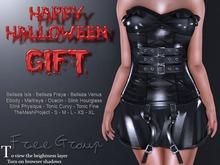 UA -  Happy Halloween GIFT