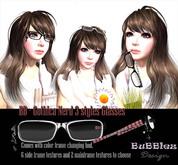 BB - Gothica Nerd Glasses (3 styles)