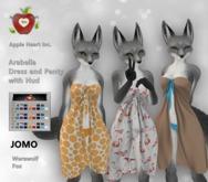 Apple Heart Inc. Jomo Arabella Dress with Hud