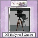 Serendipity Designs - Bonaventure Move Camera