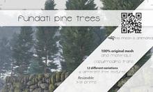 (Fundati) Pine Trees (seasons) fatpack *promotional sale*
