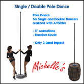 Single / Double Pole Dance