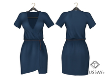 TUSSAY Anilka Dress - Blueberry