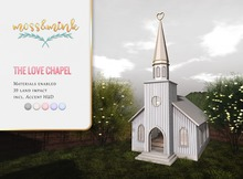 {moss&mink} The Love Chapel