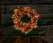 fall wreath *LindaLou*