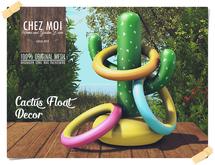 Cactus Float ♥ CHEZ MOI