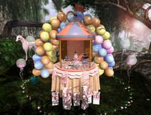 Aphrodite Unicorns party set (boxed, copy)