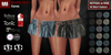 GAS [Denim Skirt Caren - 18 Colors w/HUD FATPACK] Demo