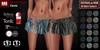 GAS [Denim Skirt Caren - 18 Colors w/HUD FATPACK]