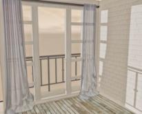 window backdrop
