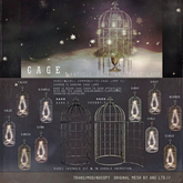 6){anc} cage. ornament {purple}