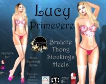 Continuum Lucy Primevere  Lingerie