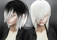 [BAD HAIR DAY] - Blair - COLORS