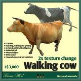 COW walk V 1.2.0  (C) boxed