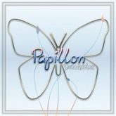 {Papillon} [Boxed] 3-Month Bird-Accessory Pair