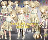 Tuty - SWEET AND PLAYFULL CHILD GIRL BENTO AO - Priority 3 & 4