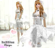 BB - Snow Doll Outfit