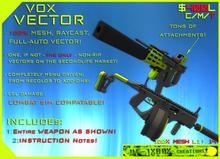 -=VBC!=- VoX Vector!