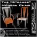 MJSMTech - Strauss - Traditional Chair Builder Kit