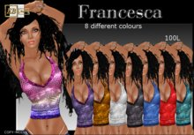 EB Atelier- FRANCESCA  8 SHIRTS *SPECIAL OFFER* -Wear it quickly-  italian design