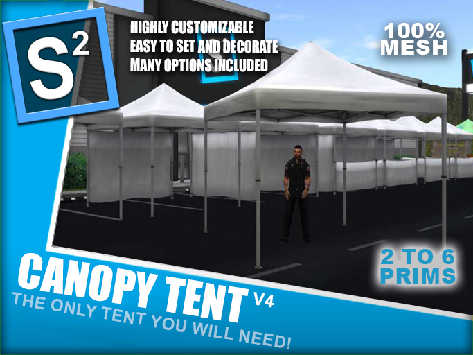 S2 Canopy Tent