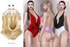 Tachinni - Alexa Bodysuit - Gold - Maitreya / Belleza / Slink