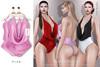 Tachinni - Alexa Bodysuit - Pink - Maitreya / Belleza / Slink