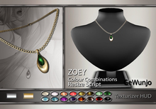 GeWunjo : ZOEY necklace