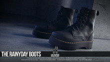 [VALE KOER] RAINYDAY BOOTS FATPACK