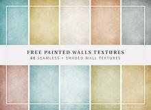 Empire I 60 Free Painted Wall Textures I Seamless + Shaded I Full Perm
