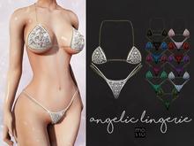 Mossu - Angelic Lingerie - FATPACK