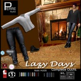 PierreStyles Mesh Outfit LAZY DAYS