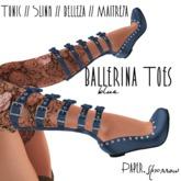 Paper.Sparrow - Ballerina - blue