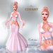 ::TD:: Victoria Gown with Appliers ~ White [Maitreya,Belleza,Omega,TMP,Slink,Classic]