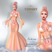 ::TD:: Victoria Gown with Appliers ~ Cream [Maitreya,Belleza,Omega,TMP,Slink,Classic]