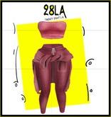 28LA. Sleezy Suit PINKS PACK